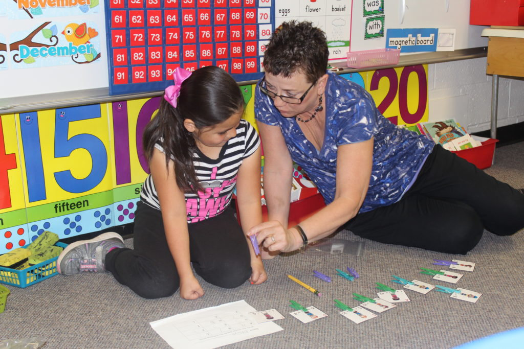 Math Workstations - K-1
