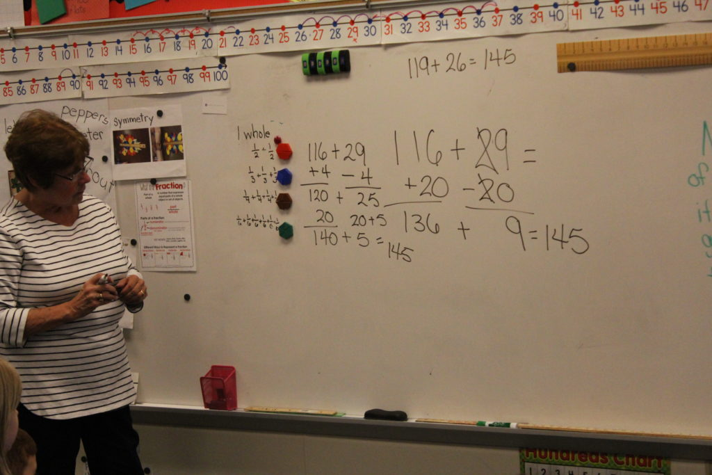 Number Talks - K-3
